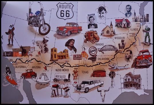 Ruta 66 Viajes Pendientes