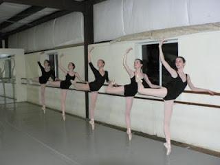 clases de ballet para adolescentes
