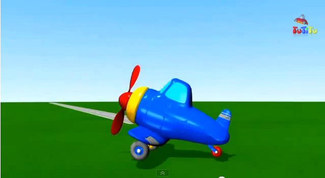 TuTiTu Airplane
