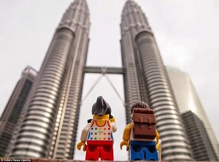 đồ chơi Lego Nhân Vật