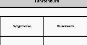 Fahrtenbuch vorlage als pdf download freeware kostenlos for Klassisches haushaltsbuch