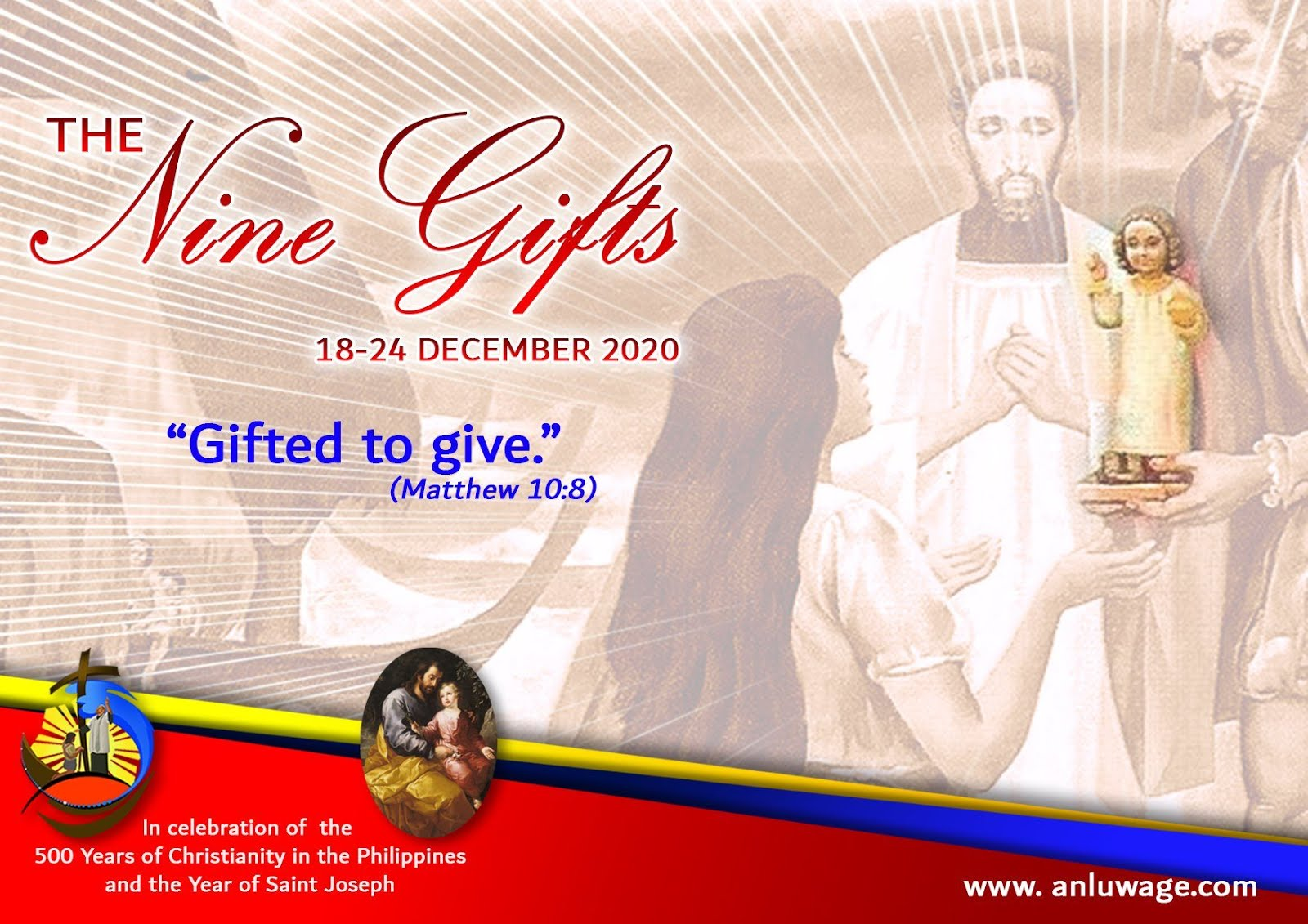 The Nine Gifts 2020