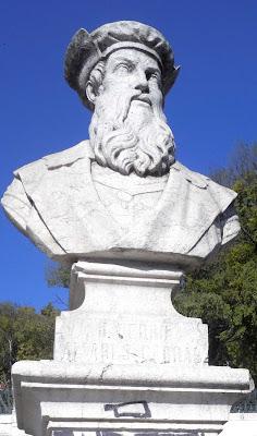 Pedro Alvares Cabral Lisboa miradouro