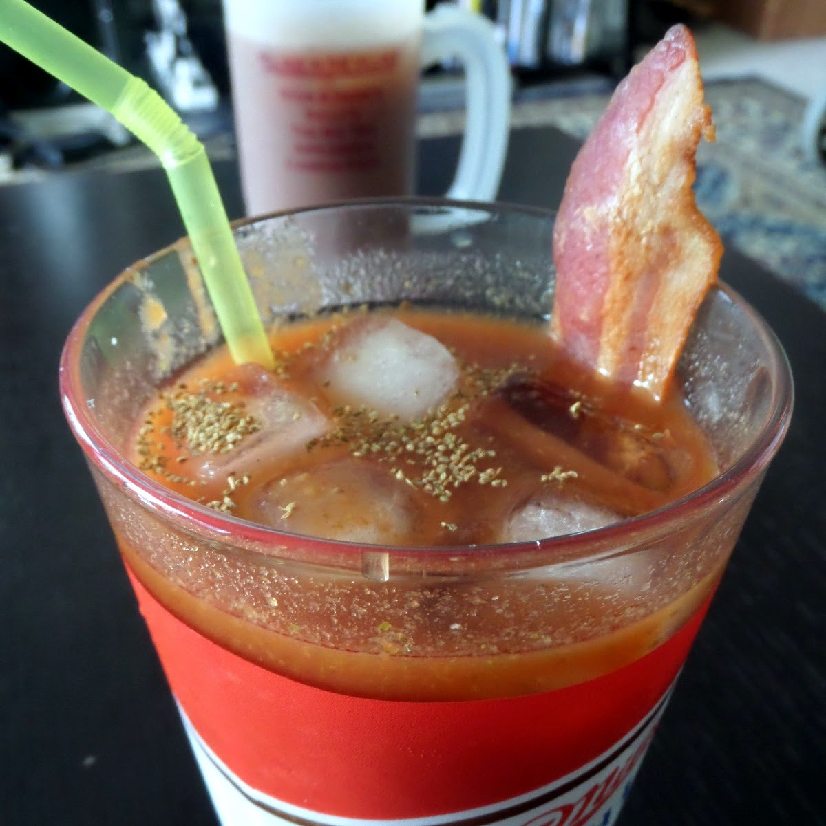 Homemade Bloody Mary Mix: A simple bloody mary mix made from tomato ...