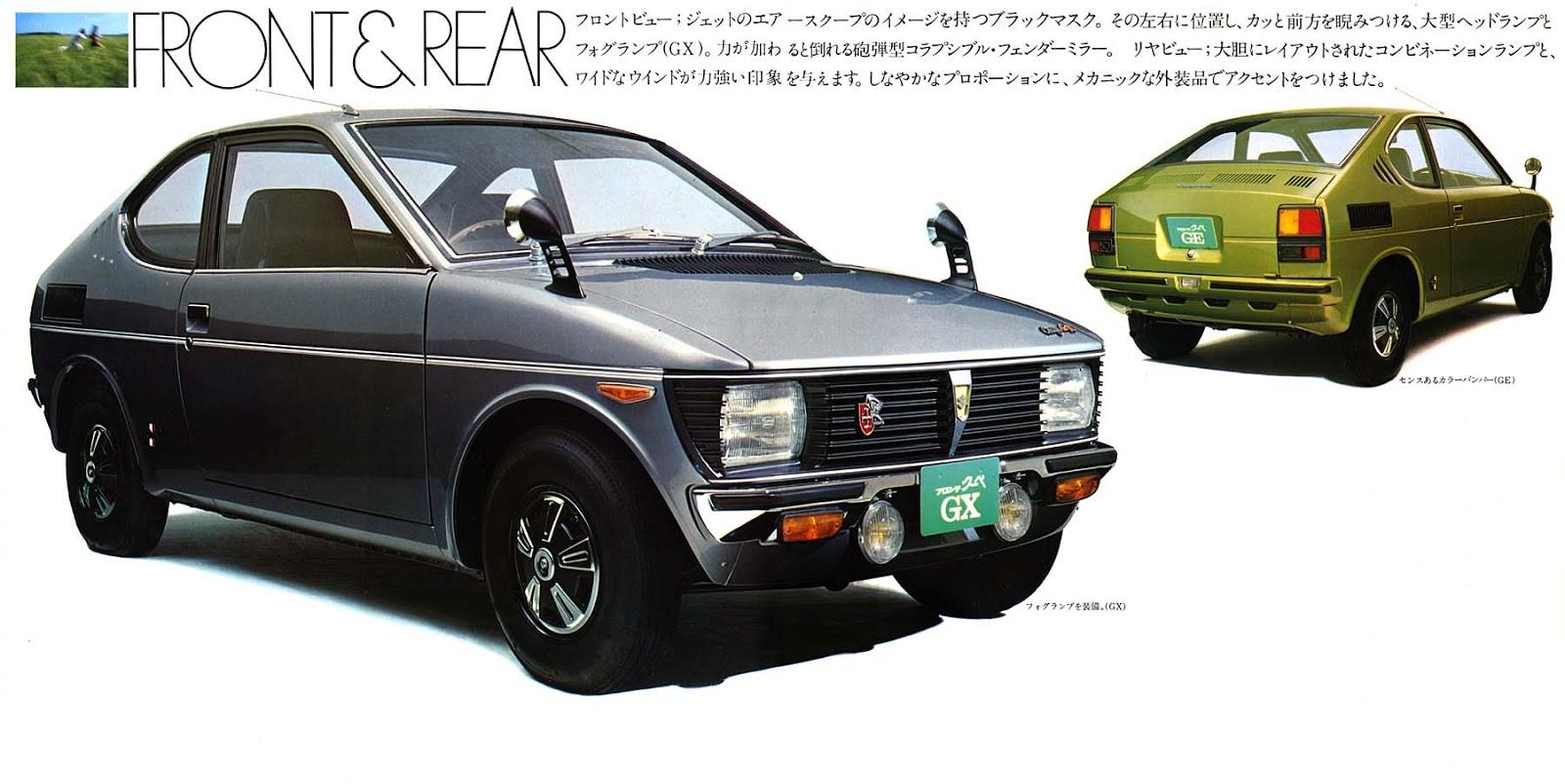 suzuki fronte coupe, mały samochód, kei car, ciekawe małe samochody, silnik 3-cylindrowy