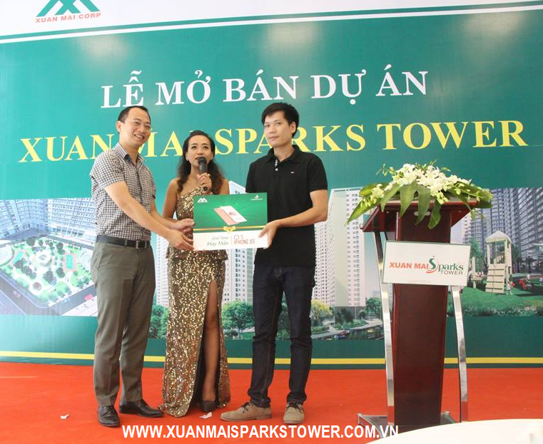 boc tham trung thuong xuan mai sparks tower