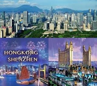 Wisata Murah Hongkong 2015