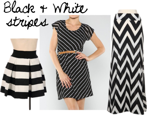 black & white stripes | shopgracieb.com