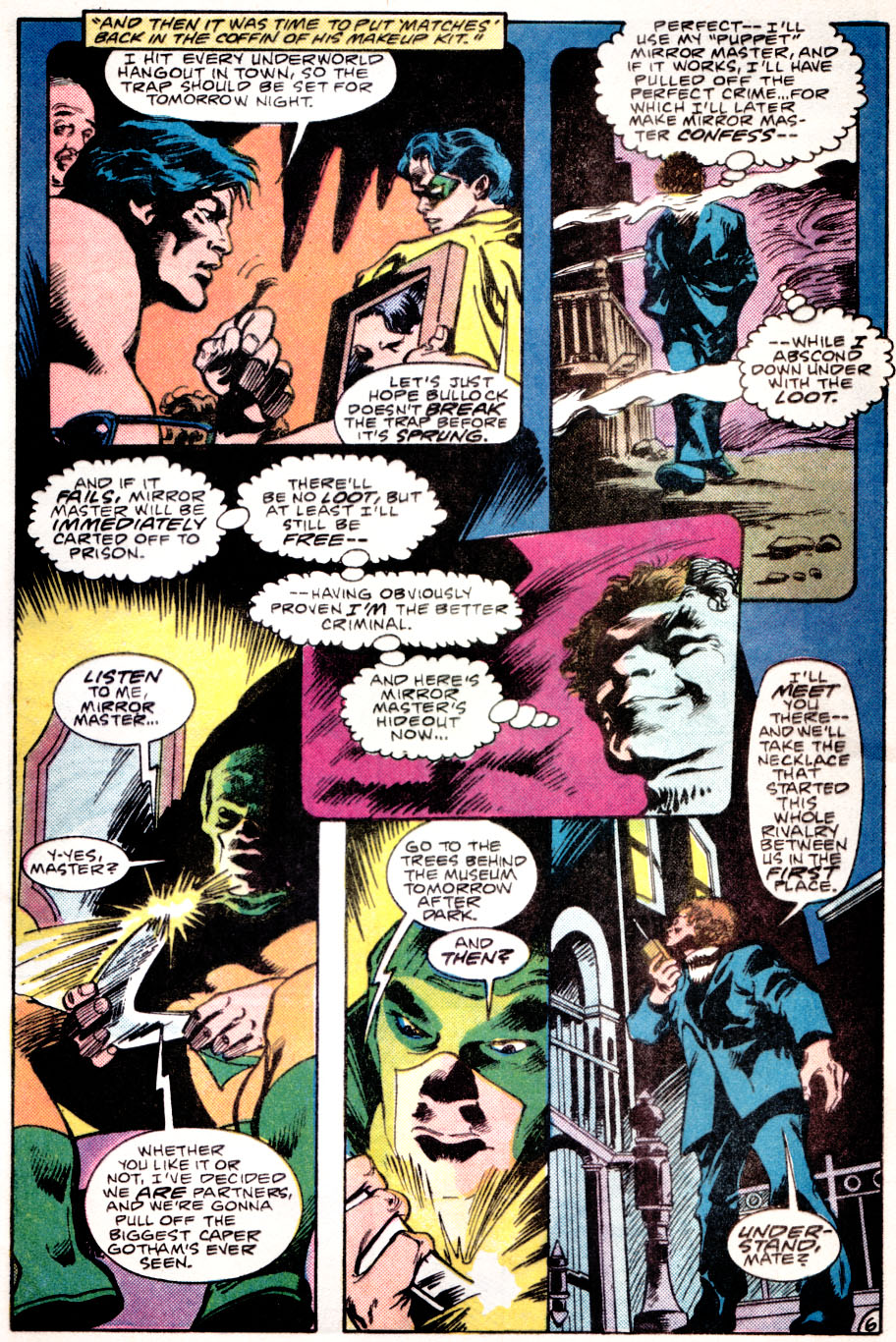 Detective Comics (1937) Issue #555 Page 7