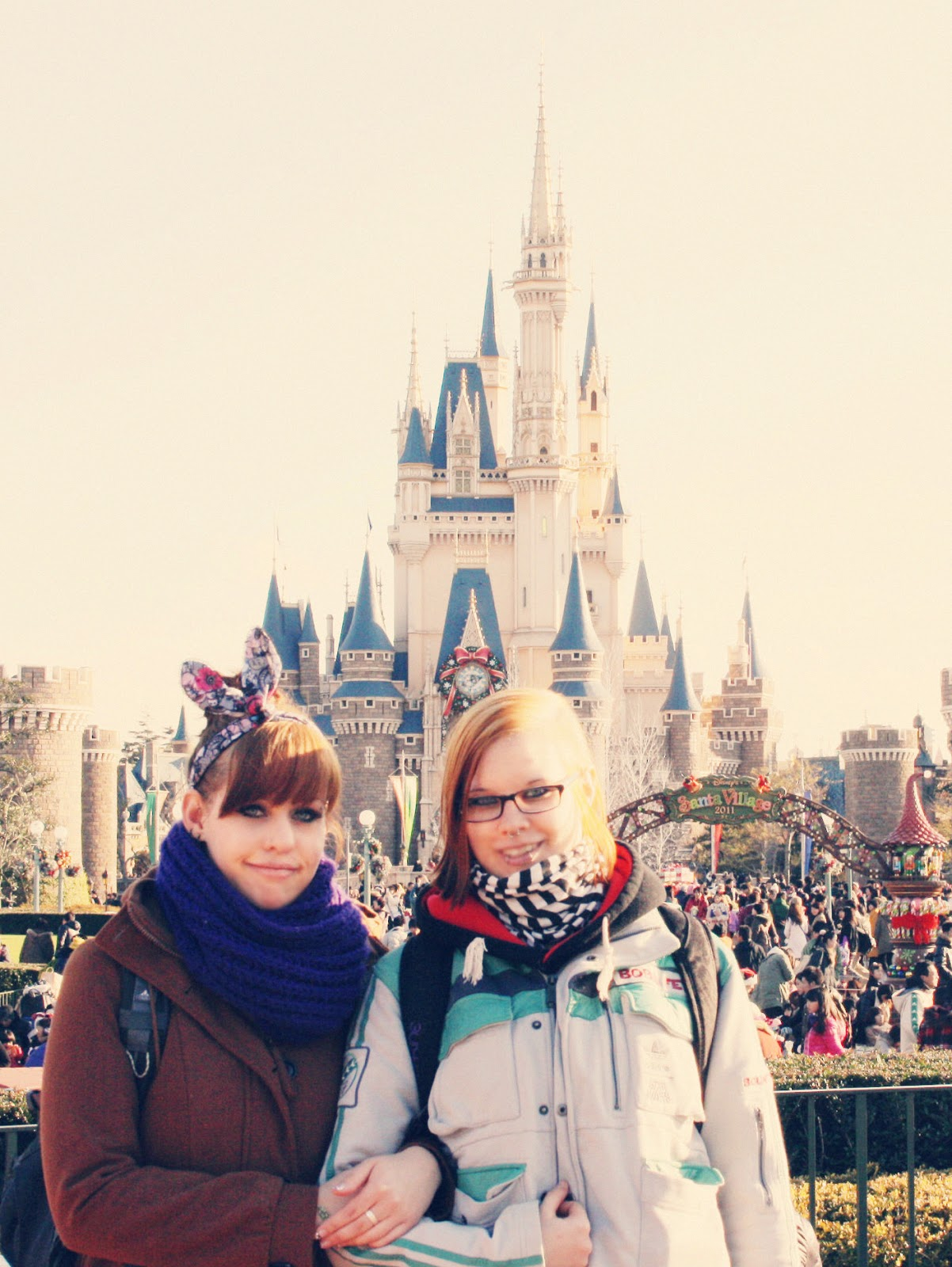 Merry belated Christmas! [Tokyo Disneyland Resort / Extremely Pic ...