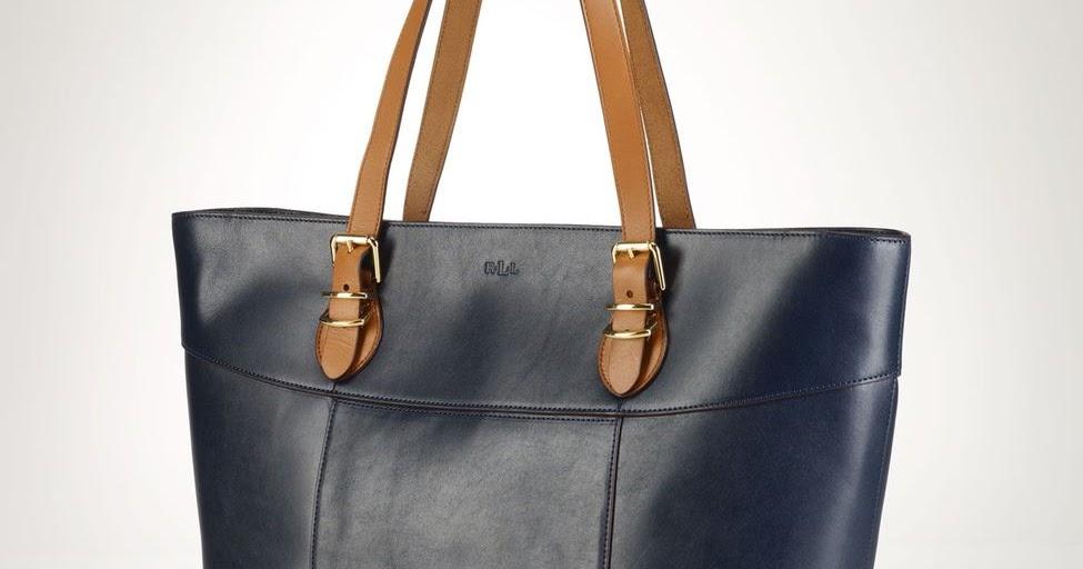 Beauty Shadow: Ralph Lauren handbags for women