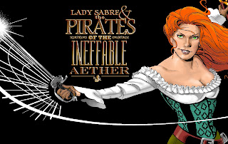 Lady Sabre & The Pirates