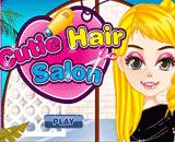 لعبة تنظيف الشعر