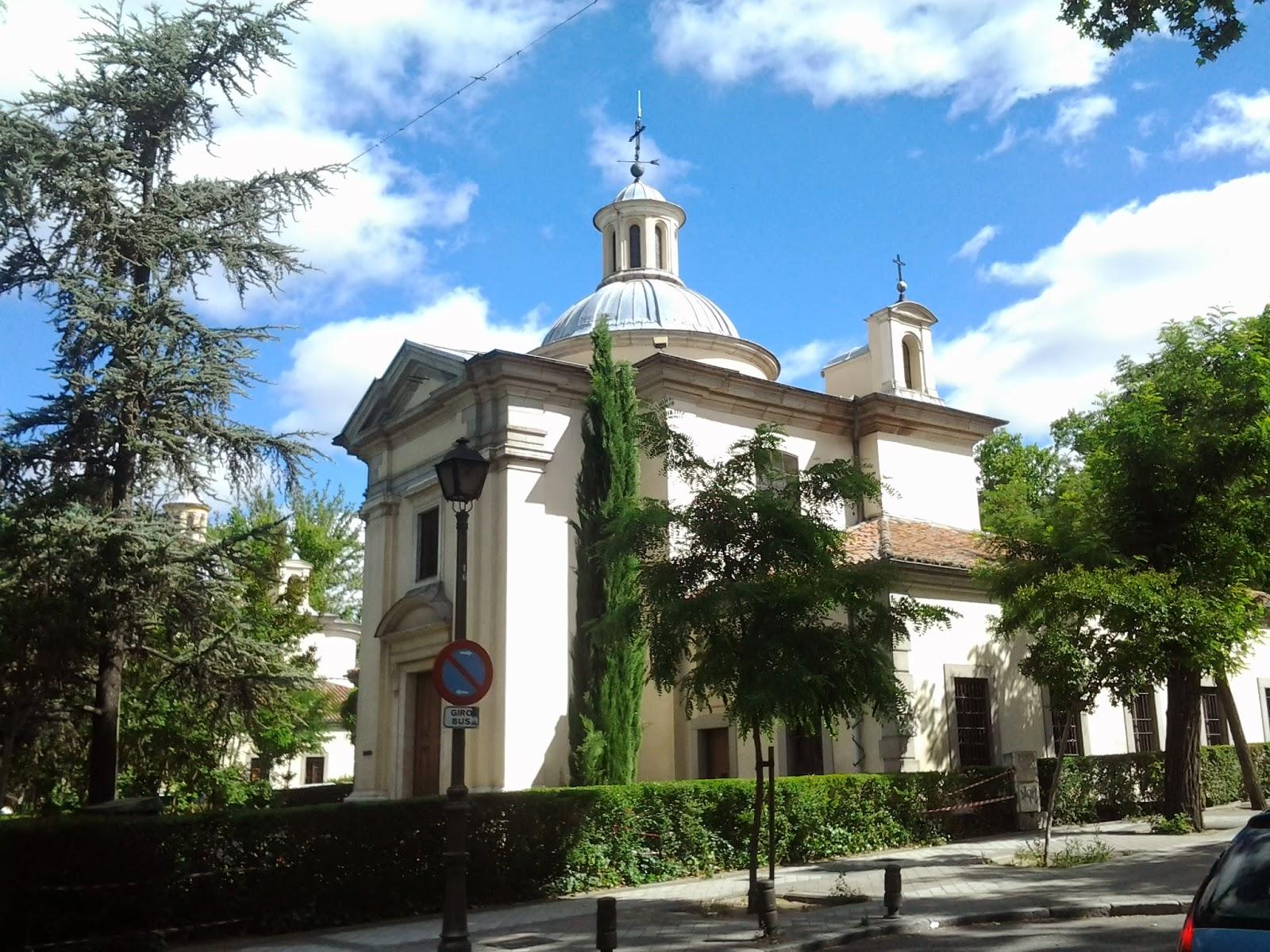 MADRID CON ENCANTO: Ermita de San Antonio de la Florida, panteón y frescos de...