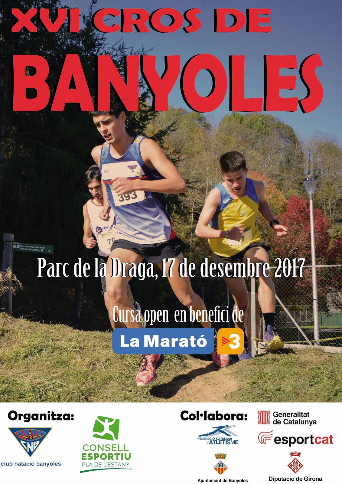 XVI CROS DE BANYOLES