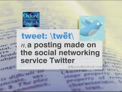 القاموس العالمي Oxford يضيف معنى اجتماعياً لكلمة Tweet بفضل موقع تويتر