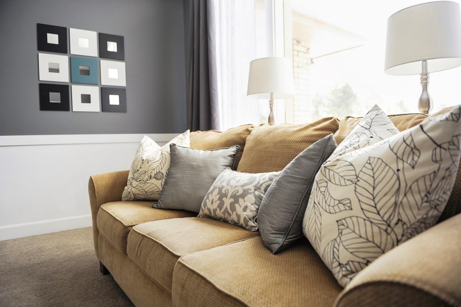 Silver And White Living Room Studio 7 Interior Design January 2014