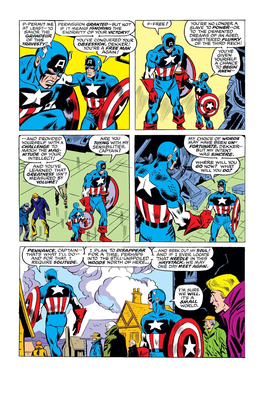 Captain America (1968) Issue #221 #135 - English 12