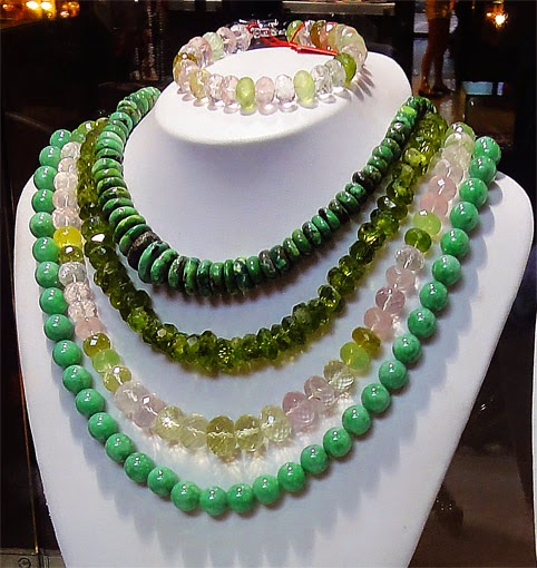beaded chains