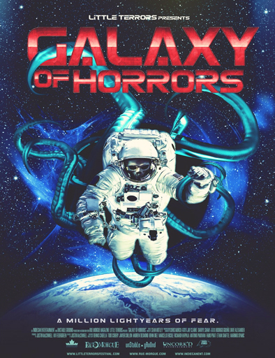 Ver Galaxy of Horrors (2017) Online