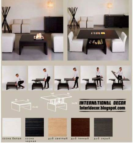 transforming furniture for small apartments 2015 11