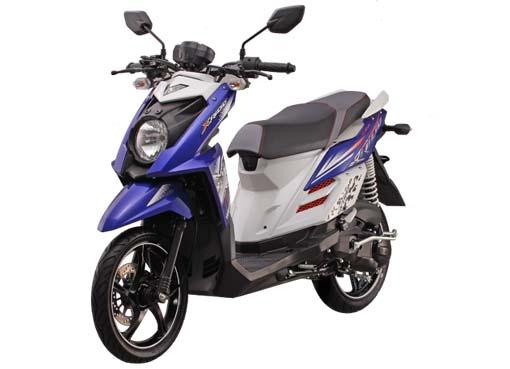 Harga Baru Yamaha X-Ride Terbaru