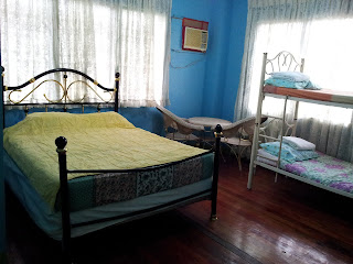 Semi-Furnished Non-Aircon Room