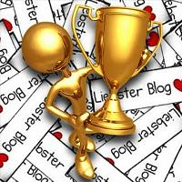 Awarded by my fellow bloggers: