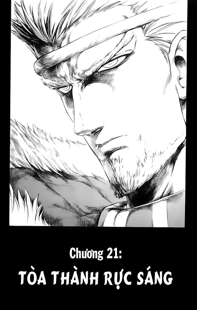 Fire Emblem-Hasha no Tsurugi chap 21 - Trang 11