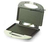 Hyundai Crispo HTC02WGP-DBH Grill Maker