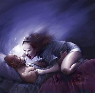 hypnagogic hallucinations  narcolepsy