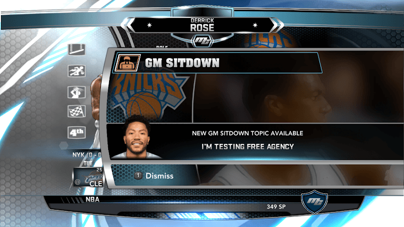 NBA 2k14 MyCareer Mod : Derrick Rose - hoopsvilla