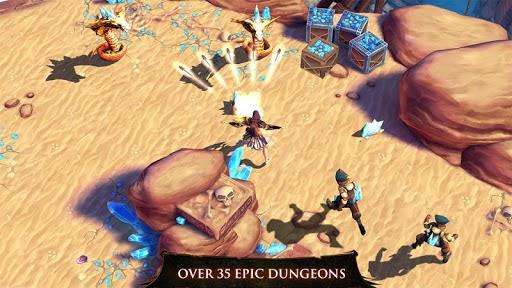 Dungeon Hunter apk Free Download