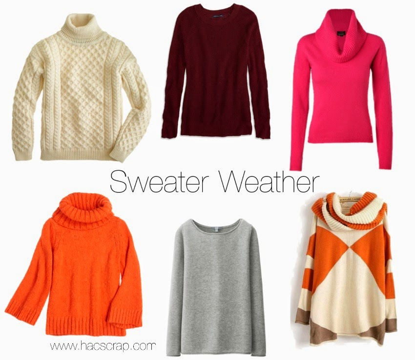 Sweater Style Ideas for Real Women