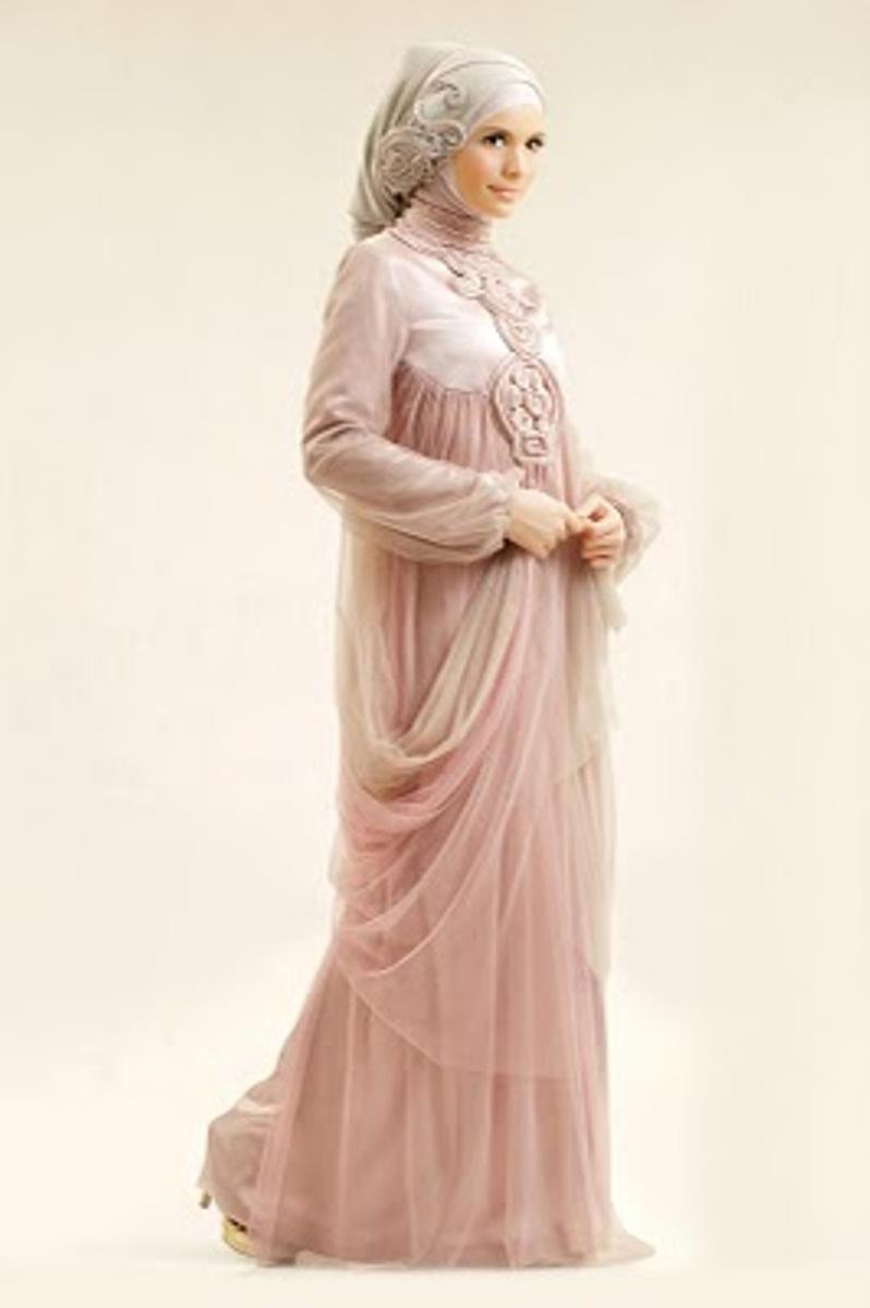 baju pengantin muslim dan model kebaya pengantin modern terbaru ...