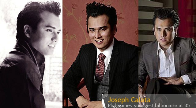 Joseph Calata girlfriend