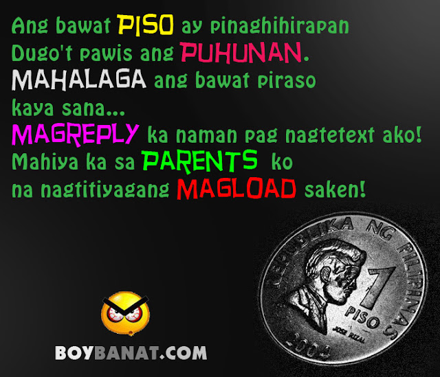 Funny Tagalog Quotes About Life