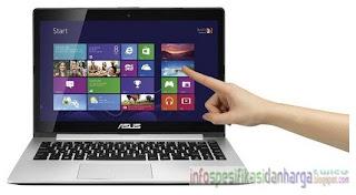 Harga ASUS VivoBook S400 Laptop Terbaru 2012