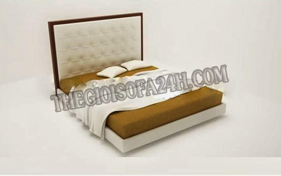 Giường ngủ GN033