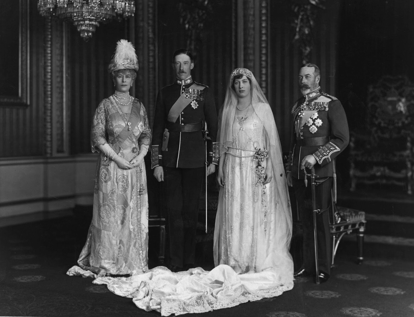 Princess victoria mary of teck queen consort mary of the united