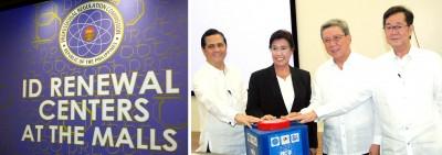 PRC ID renewal centers in SM Malls