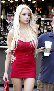 Courtney Stodden Latest iPhone Wallpapers