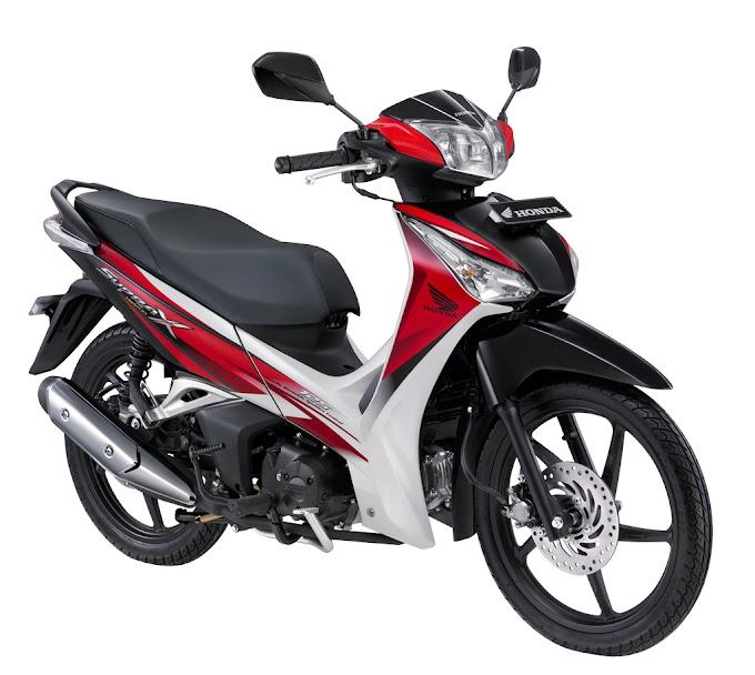 Spesifikasi Honda Supra X 125 Helm In