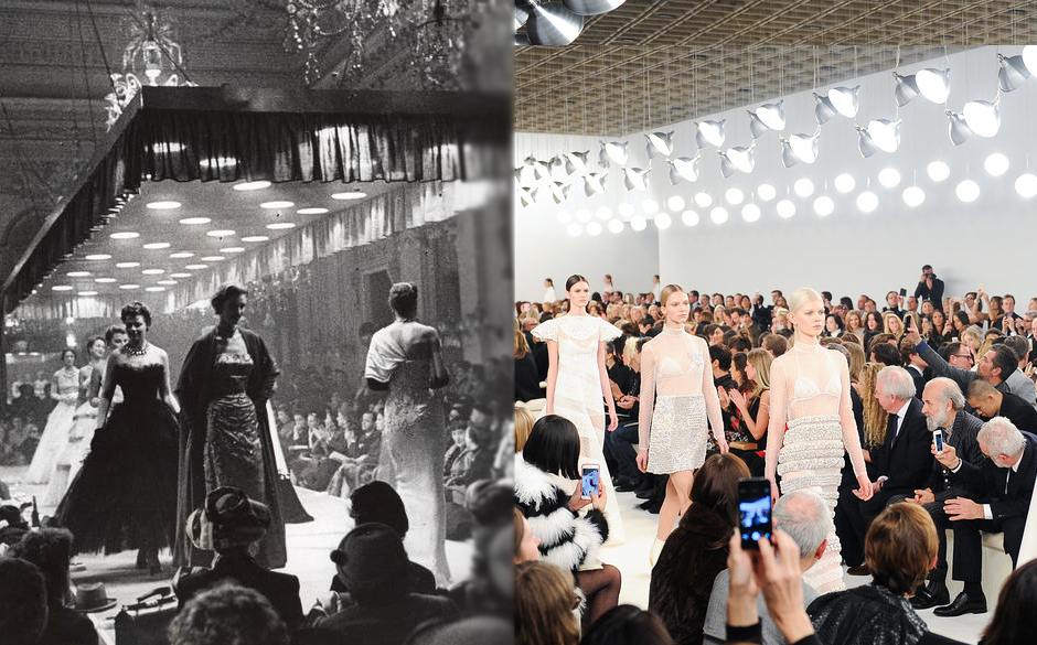 Valentino Sala Bianca 1962 and 2014