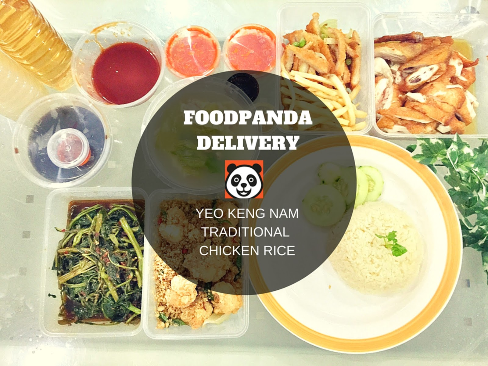 Foodpanda Delivery - Yeo Keng Nam Traditional Chicken Rice