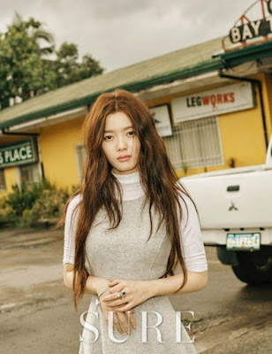 Kim Yoo Jung Sure February 2016