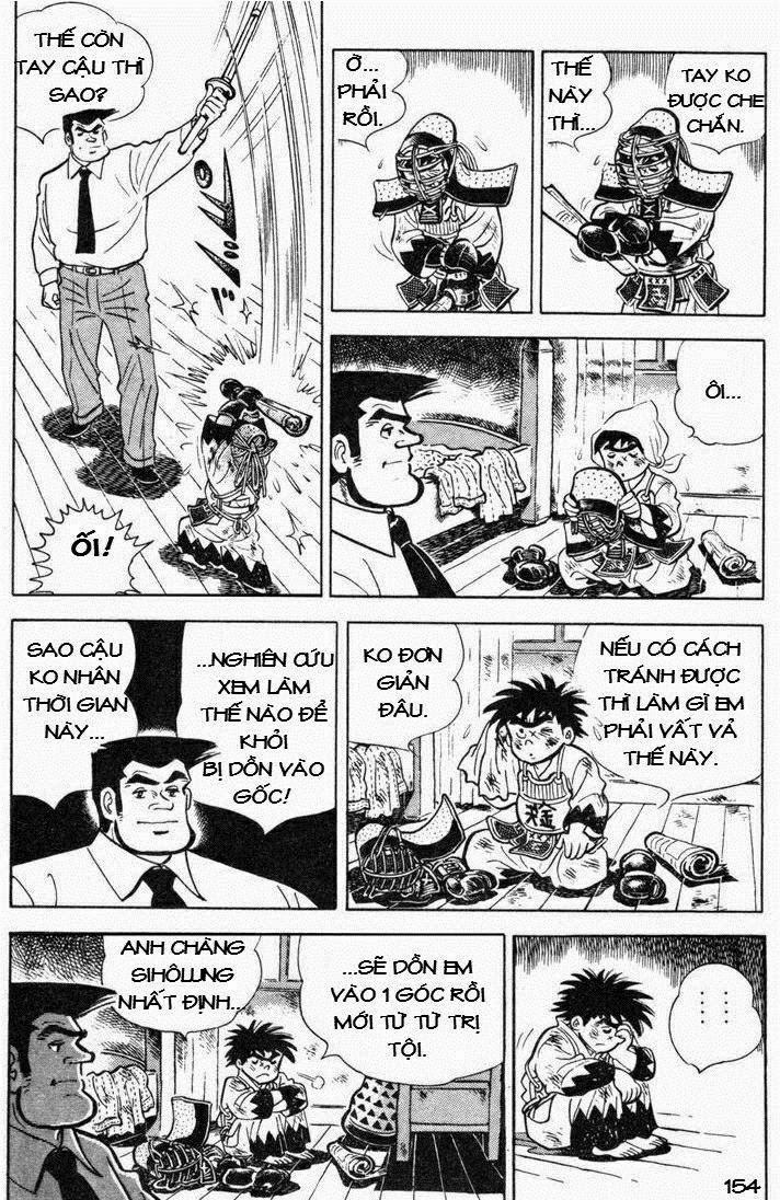 Siêu quậy Teppi chap 96 - Trang 19