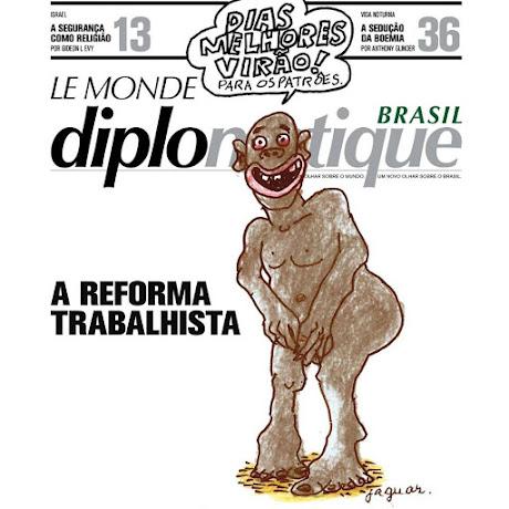 Le Monde Diplomatique - Outubro de 2016
