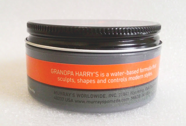 Grandpa Harry's Total Control Hair Paste - Murray's Pomade