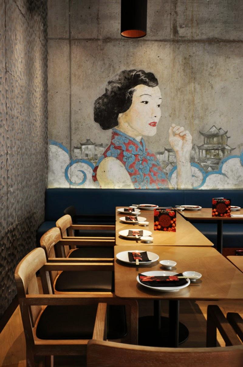 mejores diseños de interiores de bares y restaurantes del mundo, Ping Pong Wembley